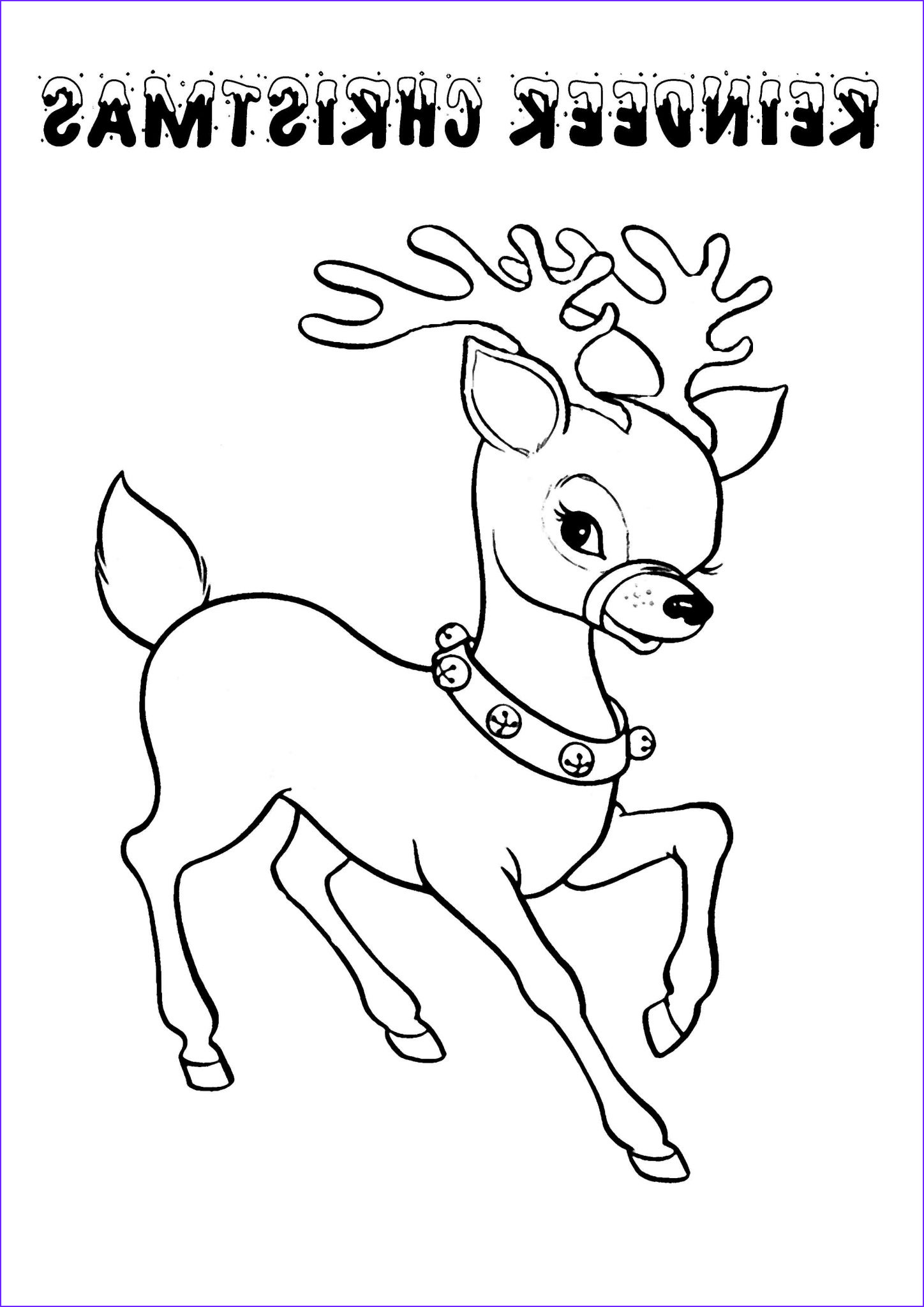 Coloring Pages Christmas New Stock Print & Download Printable Christmas Coloring Pages for Kids