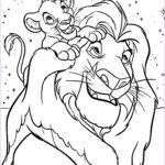 Coloring Pages Disney Awesome Image Free Printable Simba Coloring Pages for Kids