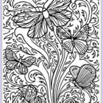 Coloring Pages For Free Best Of Photos Adult Coloring Pages Butterfly