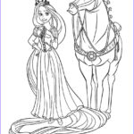 Coloring Pages For Free Luxury Stock Free Printable Tangled Coloring Pages For Kids