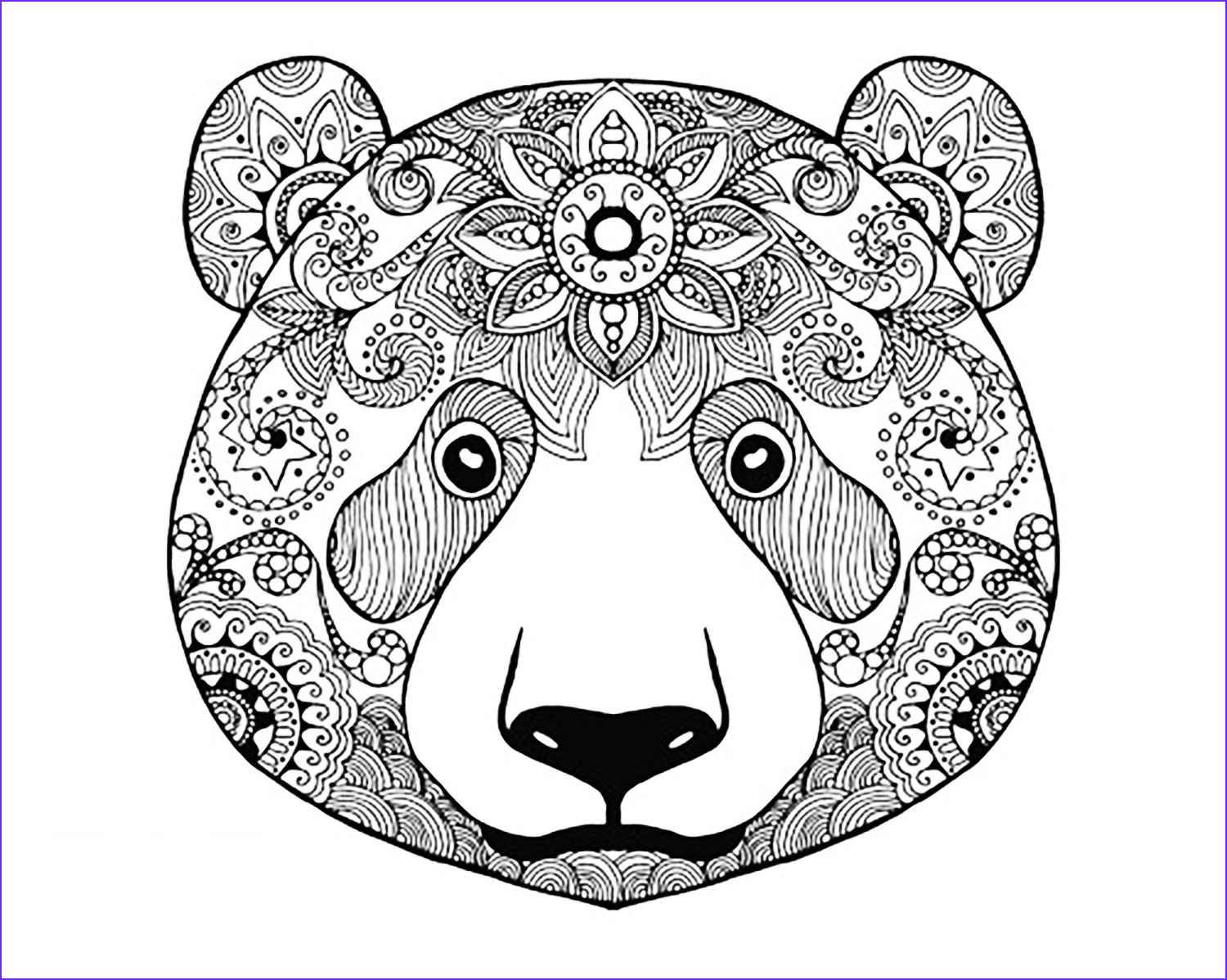 Coloring Pages Of Animals Best Of Photos Adult Coloring Pages Animals Best Coloring Pages for Kids