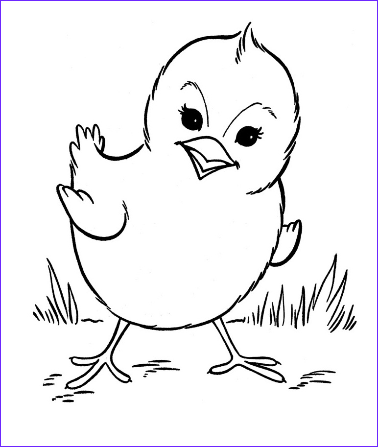 Coloring Pages Of Animals Unique Photos Free Printable Farm Animal Coloring Pages for Kids