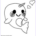 Coloring Pages That You Can Print Luxury Image Get This Printable Narwhal Coloring Pages Line