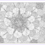 Coloring Pages To Print Beautiful Photos Free Printable Abstract Coloring Pages For Adults