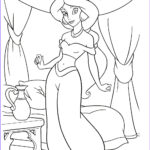 Coloring Pages To Print Cool Photos Free Printable Jasmine Coloring Pages For Kids Best