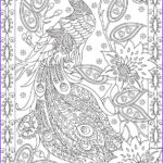 Coloring Peacock Feathers Beautiful Photos Peacock Feather Coloring Pages Colouring Adult Detailed