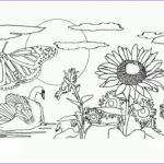 Coloring Sheets For Toddlers Inspirational Image Free Printable Nature Coloring Pages For Kids Best