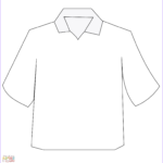 Coloring Shirts Luxury Gallery Polo Shirt Coloring Page