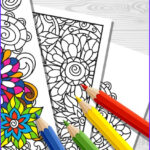Coloring Therapy For Adults Cool Stock Color Therapy Free Adult Coloring Books For Adults By