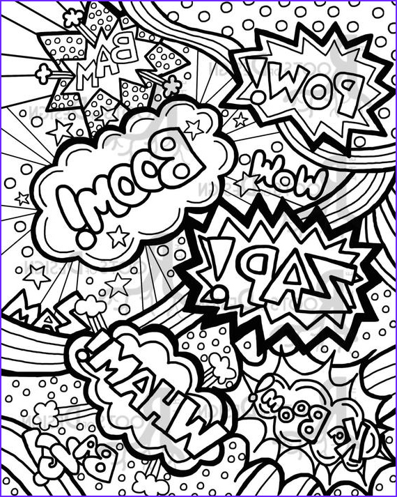 instant coloring page ic