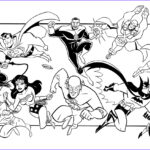 Comic Coloring Luxury Image Justice League Coloring Pages Best Coloring Pages For Kids
