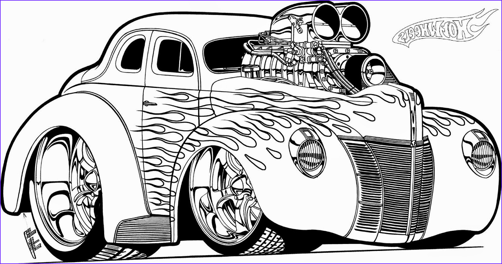 Cool Car Coloring Pages Cool Stock Hot Wheels Racing League Hot Wheels Coloring Pages Set 5