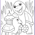 Crayola Coloring Pages Best Of Collection Turtle Mommy Coloring Page