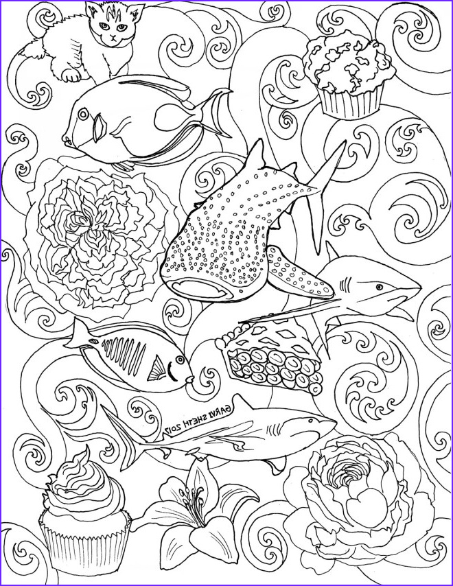 custom coloring pages