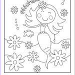 Custom Coloring Page Beautiful Photos Free Custom Coloring Pages Char Will Love This Mermaid
