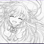 Cute Anime Coloring Pages Best Of Image 50 Anime Coloring Pages For Girls Anime Girl Coloring
