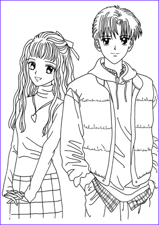 Cute Anime Coloring Pages New Photos Anime Coloring Pages Best Coloring Pages for Kids