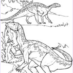 Dinosaur Printable Coloring Pages Best Of Photography Iguanodon Dinosaurs Coloring Page