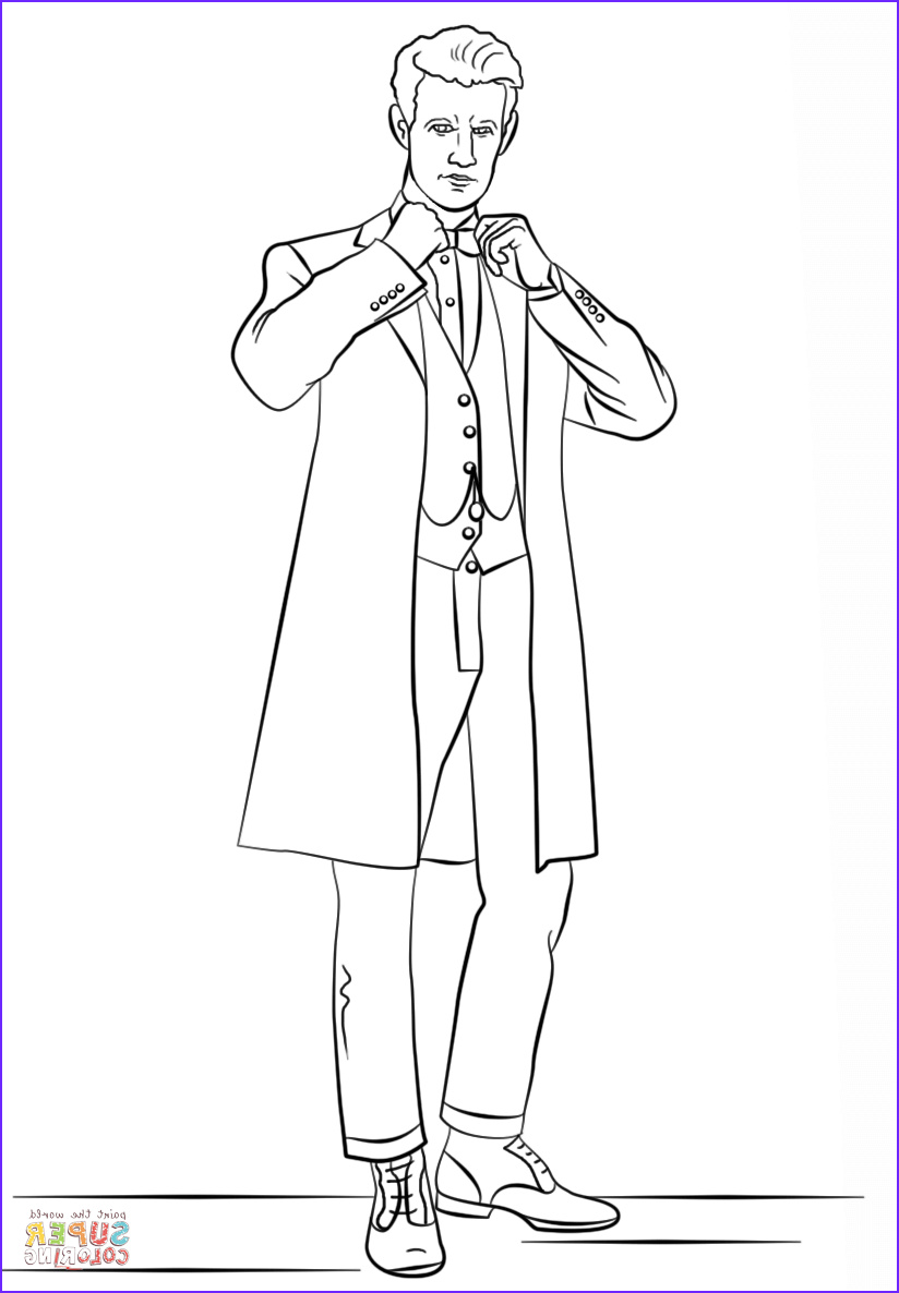 28 free printable doctor coloring pages for kids ages