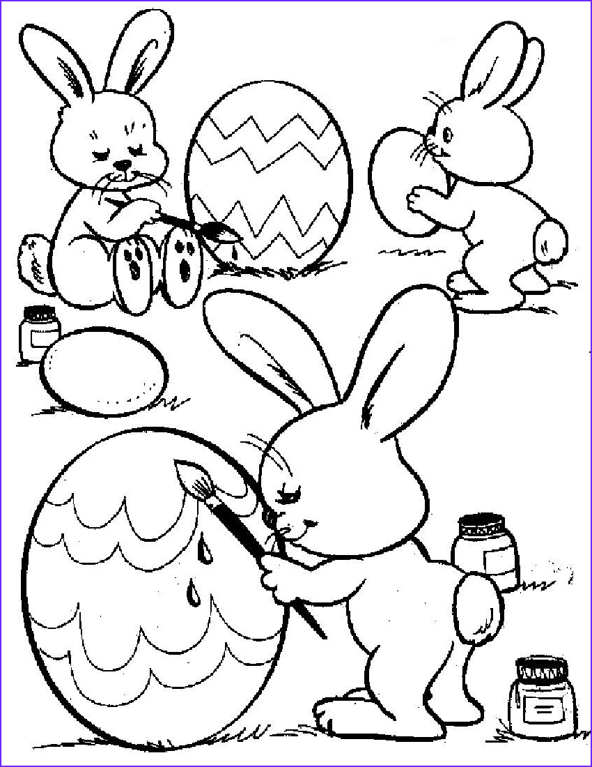 Easter Coloring Book Luxury Photos Easter Pages to Color