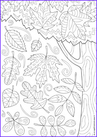 Fall Coloring Sheet Unique Gallery Autumn Colouring Pages