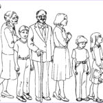 Family Coloring Books Cool Photography Family Coloring Pages Coloringsuite