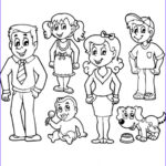 Family Coloring Books Luxury Stock Get This Kids Printable Family Coloring Pages X4lk2
