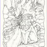 Fantasy Coloring Books For Adults Beautiful Collection Activities On Pinterest