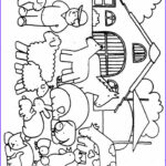 Farm Animals Coloring Pages Beautiful Images 17 Best Images About Thema Boerderij Allerlei On
