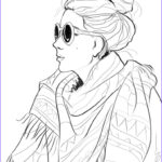 Fashion Adult Coloring Books Beautiful Stock Victorian Fashion Coloring Pages For Adults Coloring Pages