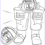 Firefighter Coloring Page Beautiful Photos Firefighter Helmet and Boots Coloring Page