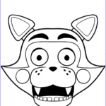 Fnaf Coloring Pages Cool Gallery Fnaf Coloring Pages 22