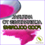 Food Coloring Substitute Beautiful Image Natural Alternatives To Food Coloring