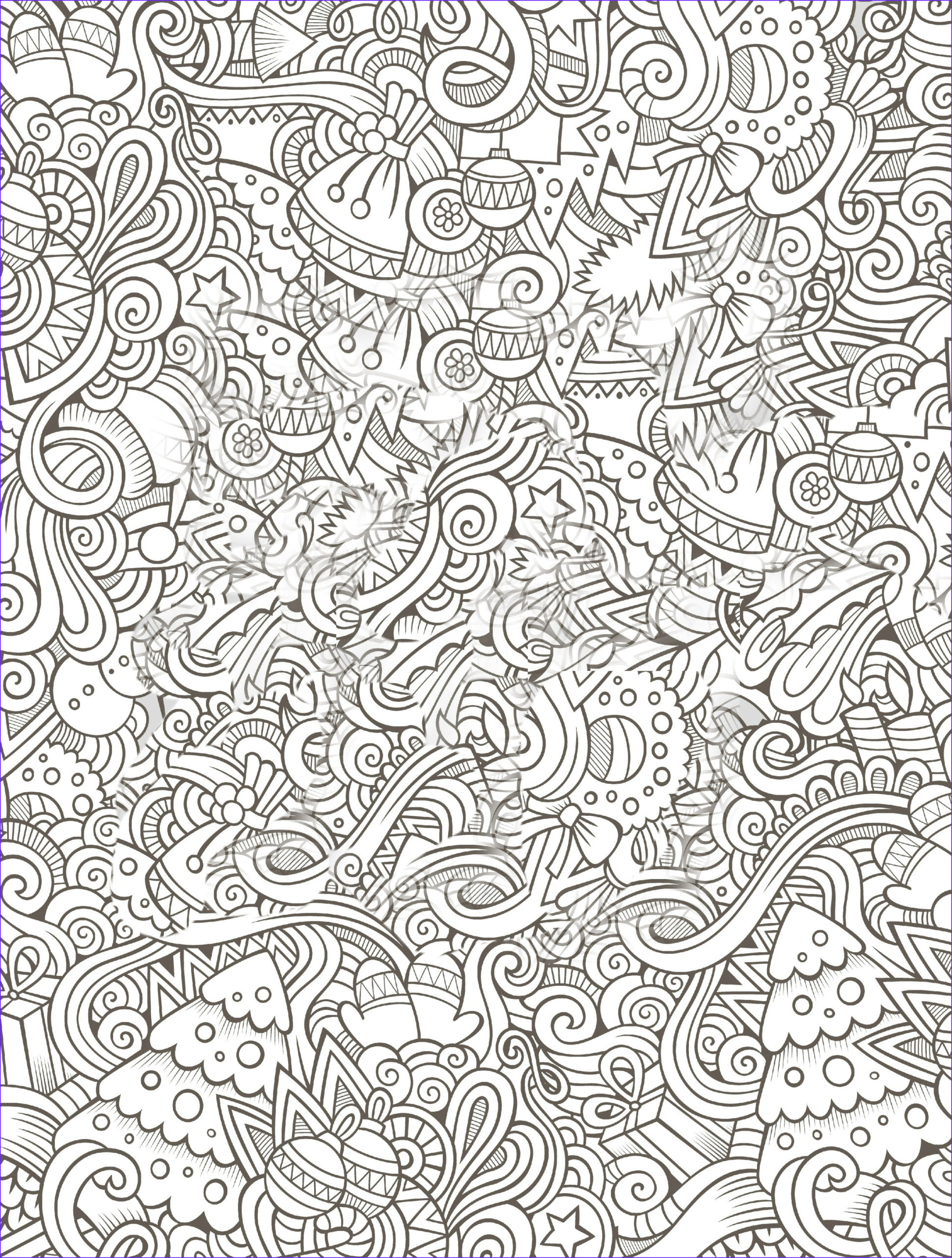 Free Coloring Pages Pdf Inspirational Image 10 Free Printable Holiday Adult Coloring Pages