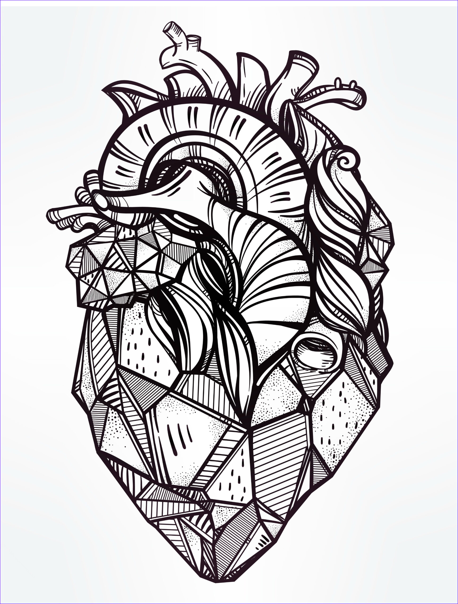 Free Coloring Pages Pdf Unique Images 20 Free Printable Valentines Adult Coloring Pages Nerdy