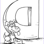 Free Printable Coloring Pages For Preschoolers Awesome Photos Letter D Coloring Pages