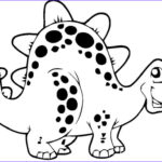 Free Printable Coloring Pages For Preschoolers Beautiful Image Cute Dino Coloring Pages Coloring Home
