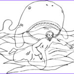 Free Printable Jonah And The Whale Coloring Pages Beautiful Gallery Jonah And The Whale Coloring Page