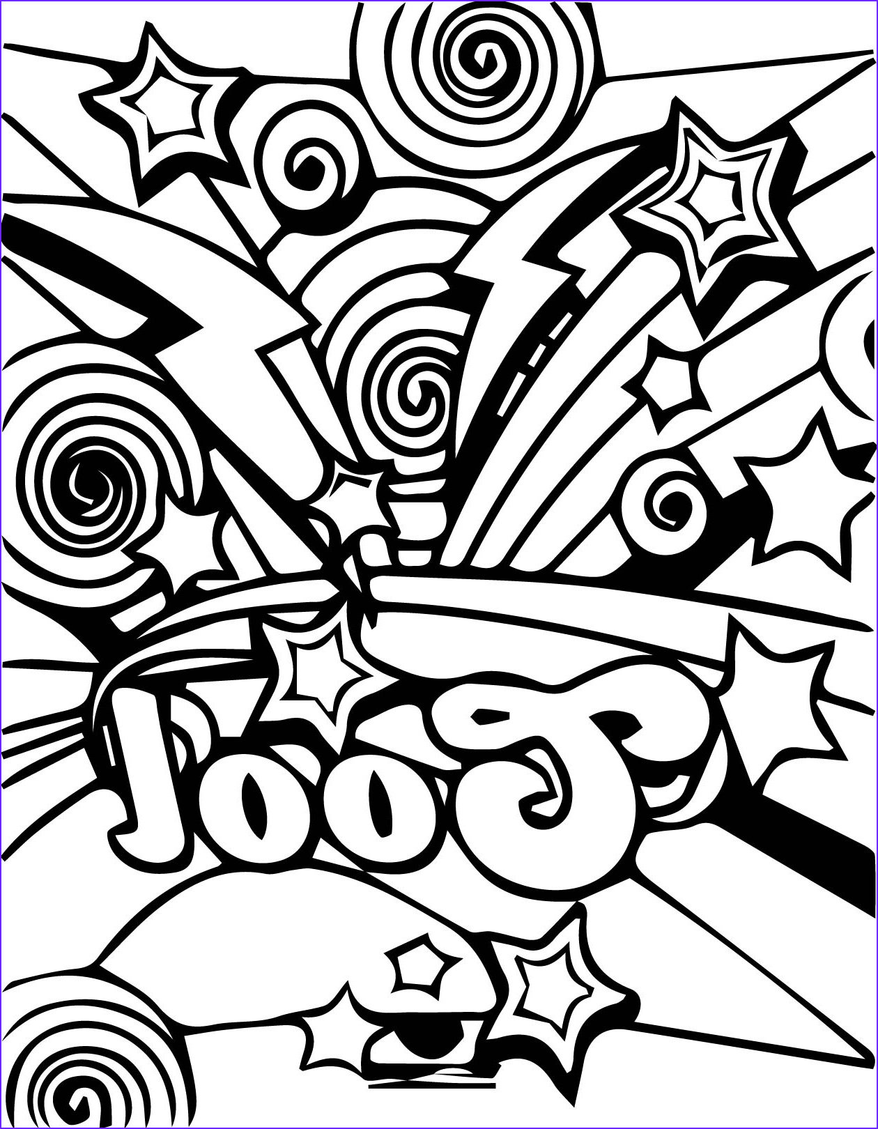 Fun Coloring Pictures Luxury Photos Cool Coloring Pages Coloringsuite