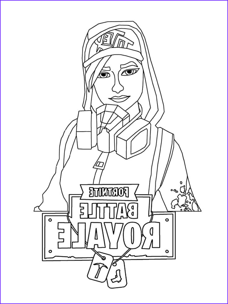 Fun Coloring Pictures Luxury Stock Free Printable fortnite Female Characters Coloring Pages