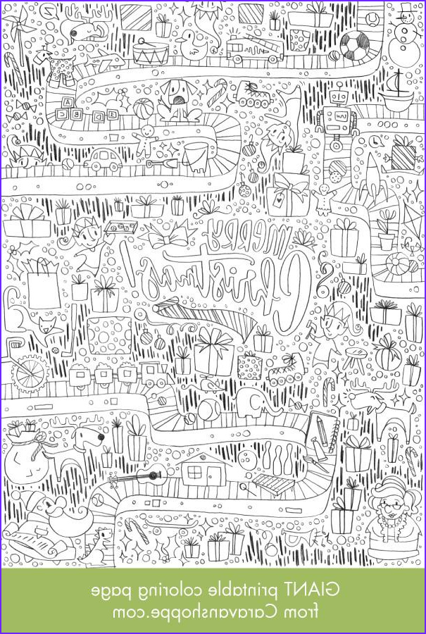 Giant Coloring Posters Best Of Image Giant Christmas Coloring Poster