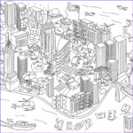 Giant Coloring Posters Unique Image Paris Giant Colouring Poster Omy Toys And Hobbies Children