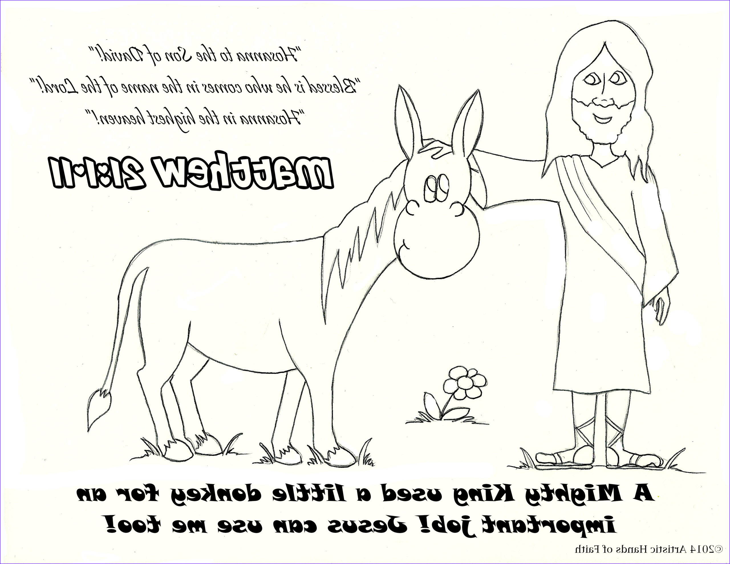 God's Coloring Book Inspirational Gallery 43 Palm Sunday Coloring Pages Free Easter Coloring Sheets