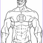 Green Coloring Pages Unique Gallery Printable Green Lantern Coloring Pages For Kids