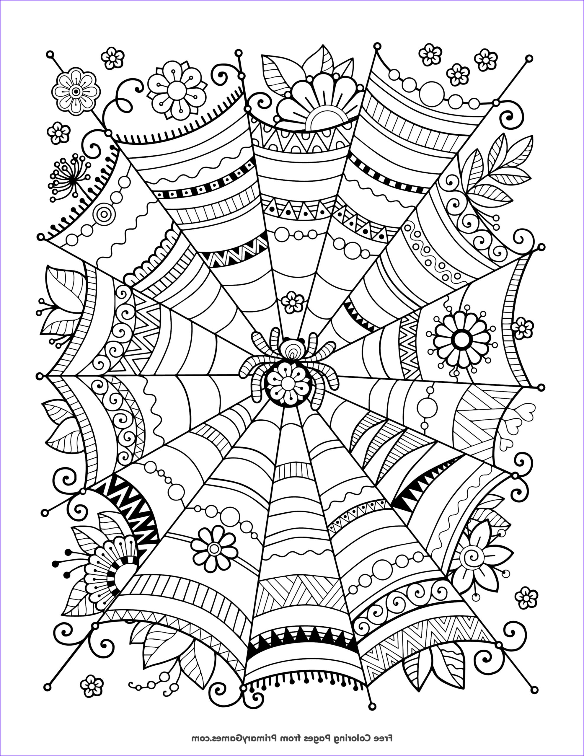 Halloween Coloring Pages for toddlers Awesome Photos Free Halloween Coloring Pages for Adults & Kids
