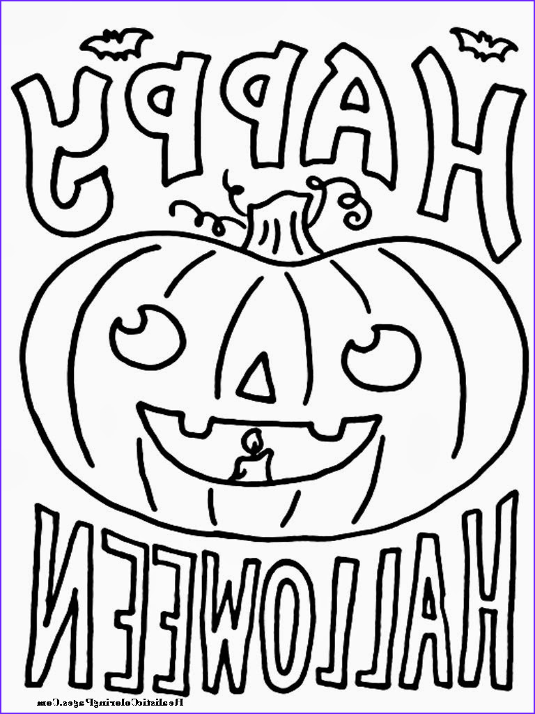 Halloween Coloring Sheets New Gallery Happy Halloween Printable Coloring Pages