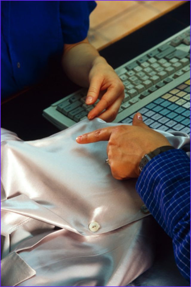 How to Remove Stains From Silk