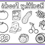 Is Food Coloring Bad For You Inspirational Photos Dual Language Healthy Foods Coloring Sheets Activities