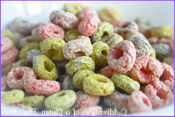 freedom foods tropic os cereal gluten allergen and synthetic dye free fruit loops