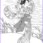 Japan Coloring Books Beautiful Stock Japanese Coloring Books For Adults Cleverpedia